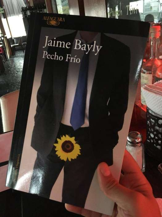 Pecho Frio De Jaime Bayly Libros Cds Dvds 1022357227 Jaime bayly entrevista a henrique capriles 1/4. pecho frio de jaime bayly libros