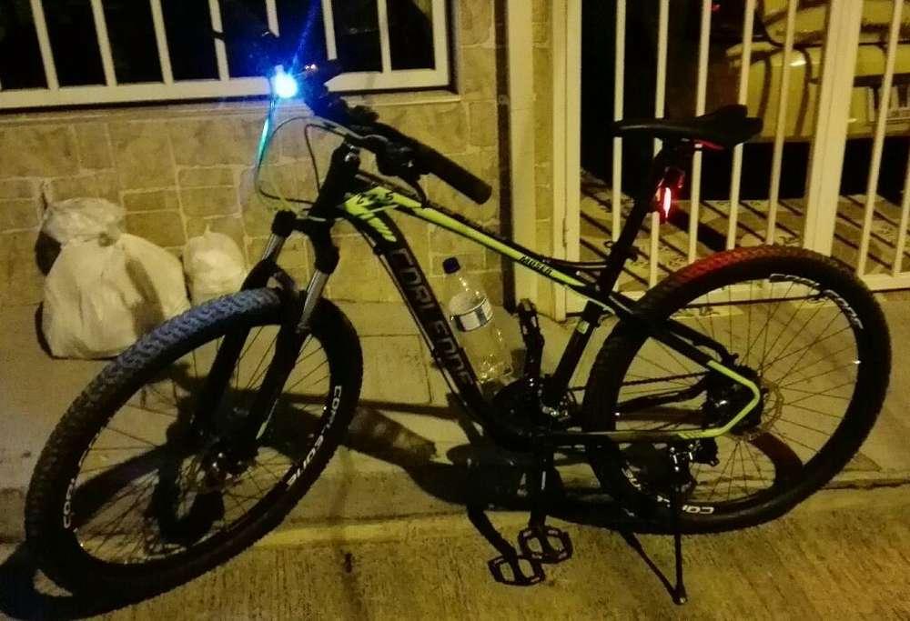 Bicicleta Corleone 8x3 Shimano Y Frenos