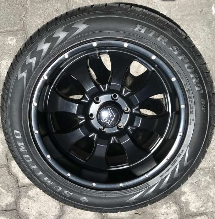 Vendo Aros Completos 20''