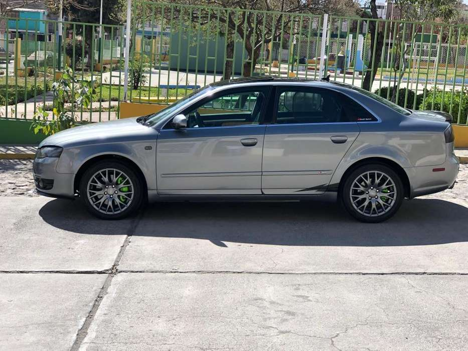 Audi A4 2007 - 80000 km