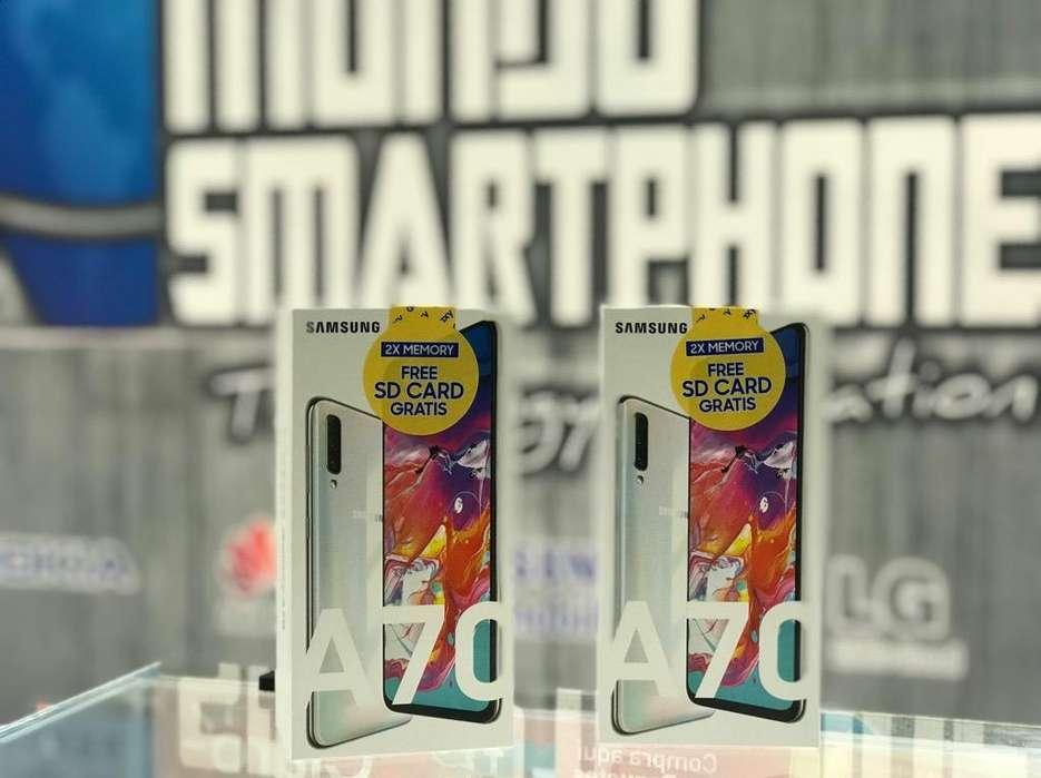 Samsung A70 Nuevos Al Mejor Precios