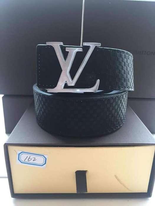 Correas Cinturones Louis Vuitton Unisex