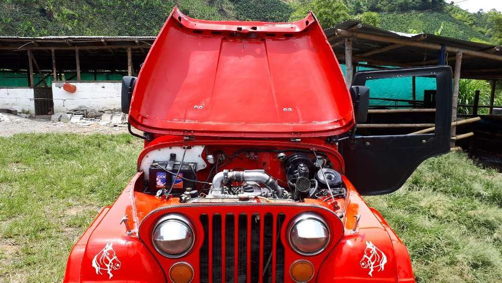 <strong>jeep</strong> Otros Modelos 1975 - 0 km