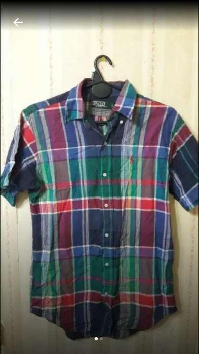 <strong>camisa</strong> Polo Ralph Lauren
