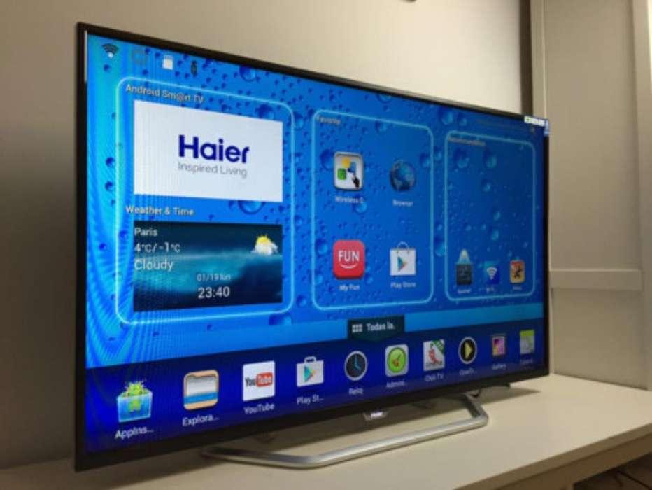 Tv Smart 55 Pulgadas 4k Nuevos de Paquet