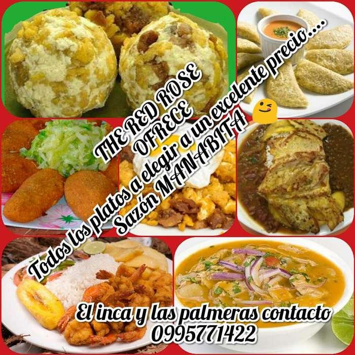 Restaurante -comida Domicilio