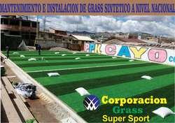 GRASS SINTETICO A NIVEL NACIONAL MANTENIMIENTO E INSTALACION llamar 954807070