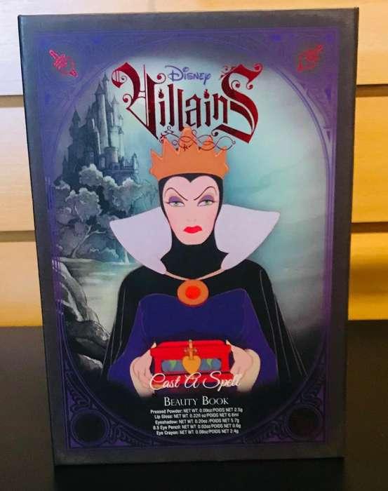 Libro Disney de maquilaje. NUEVO