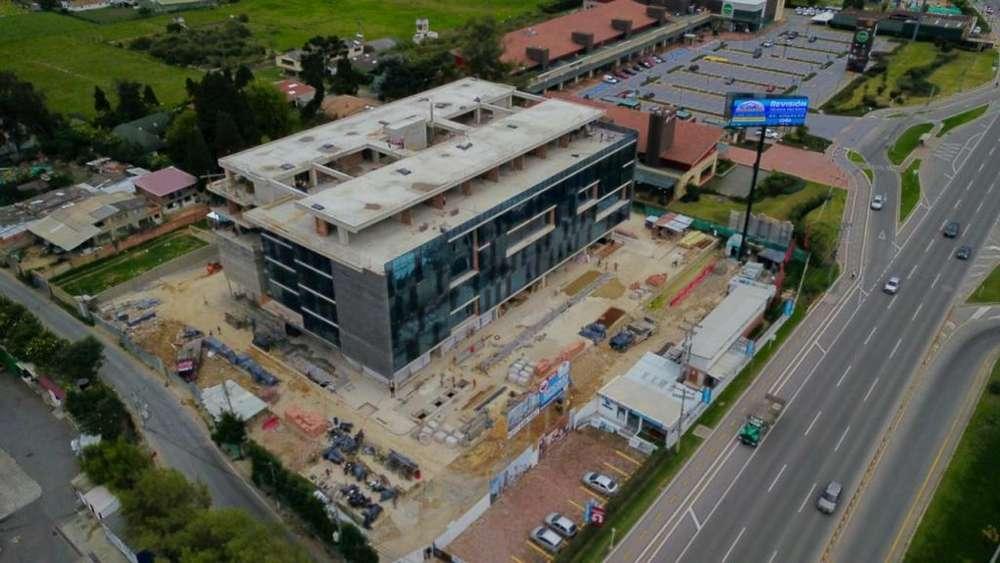 867 - Oficinas para estrenar en Chia, Centro de <strong>negocio</strong>s frente al CC Fontanar