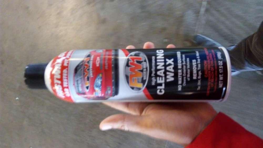 FW1 Cera Limpiadora De Vehiculos
