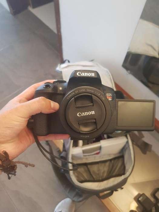 Canon T6i Wifi 24mpxl
