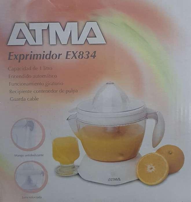 Exprimidor Ex834 Atma