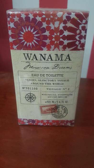 Fragancia Wanama
