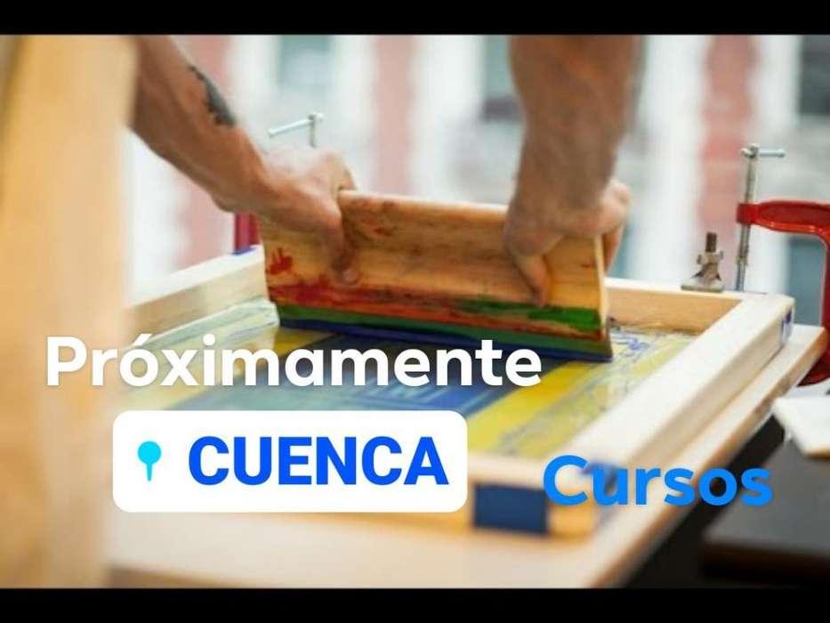 Cursos de Serigrafia Cuenca
