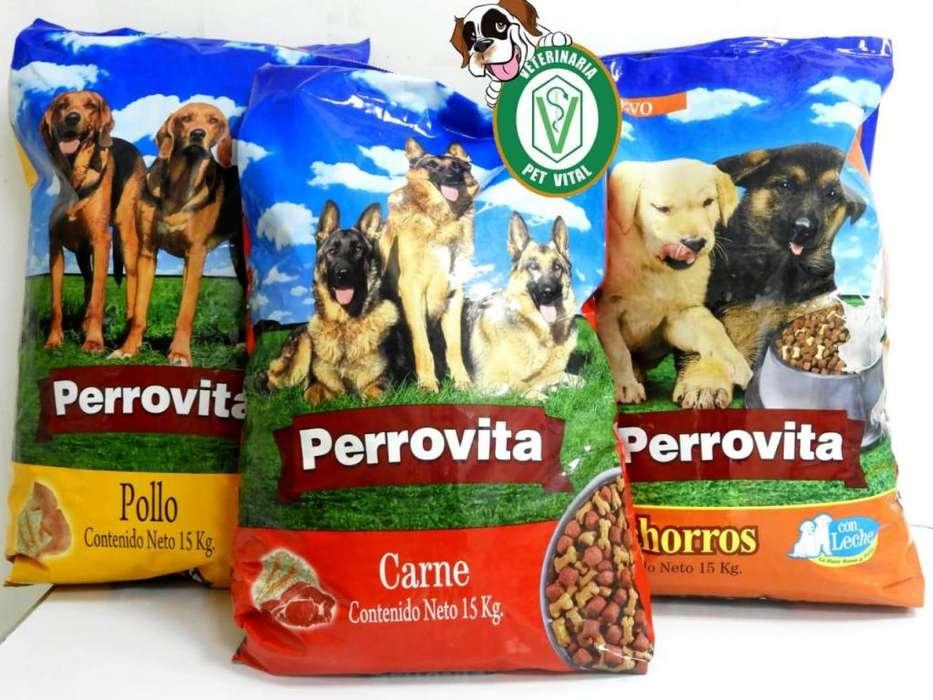 Alimento para perro PERROVITA, en PET VITAL