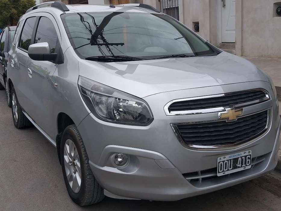 Chevrolet Spin 2014 - 111000 km