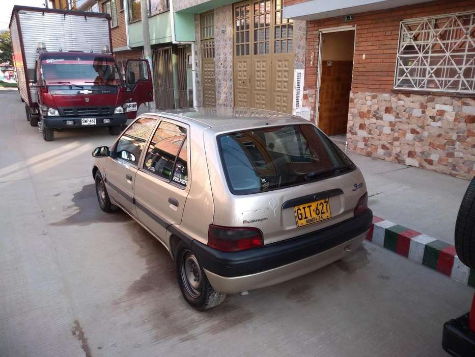 Citroen Saxo 1997 - 53000 km