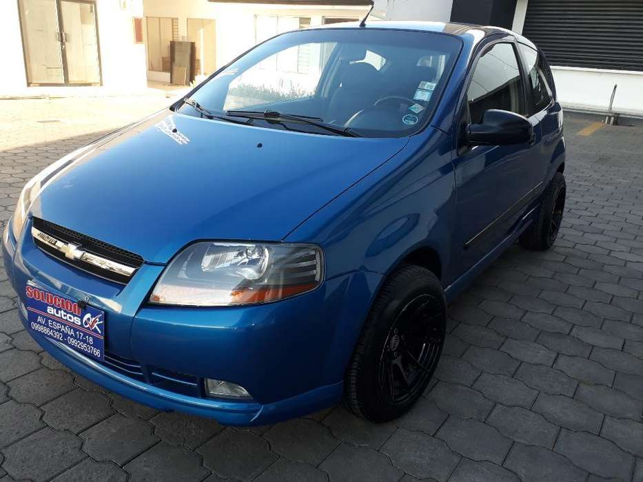 Chevrolet Aveo 2007 - 155000 km