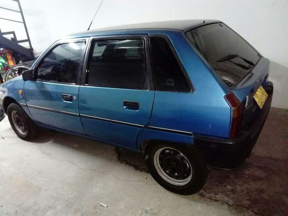 Citroen AX 1995 - 123 km
