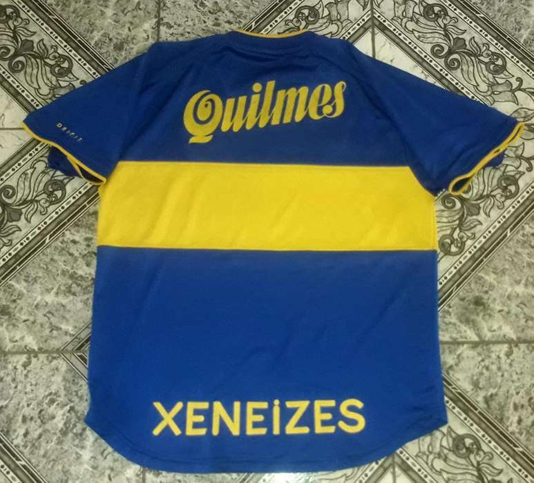 Camiseta Boca Juniors