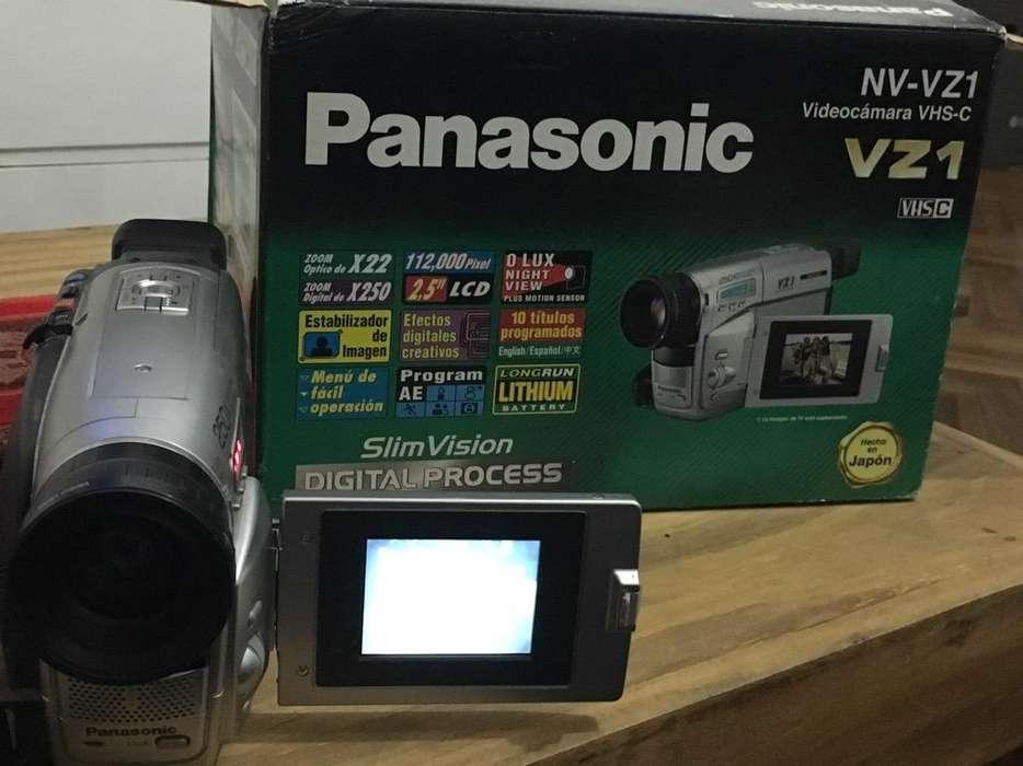 <strong>videocamara</strong> Panasonic Nv-Vz1 Japon