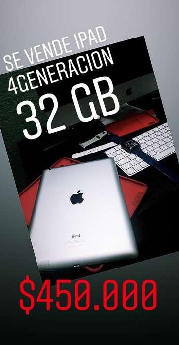 iPad 4 Gen 32 Gb