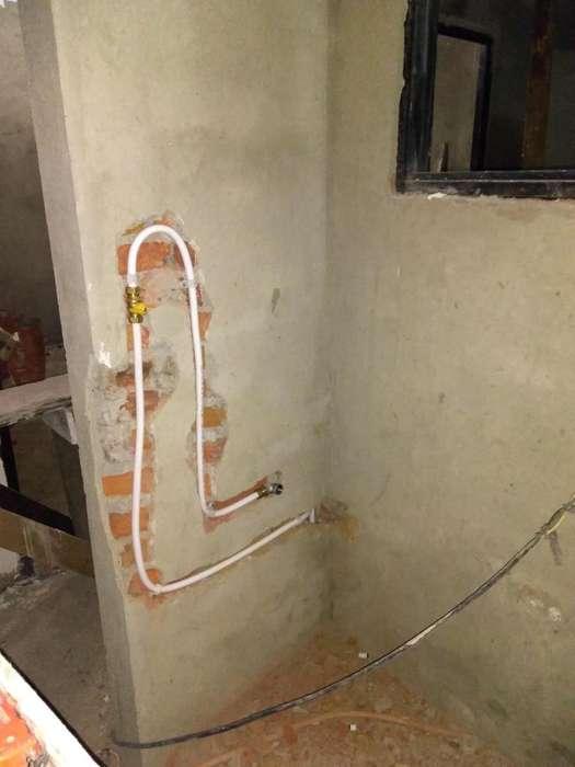 instalaciones y mantenimiento en todo lo relacionado con gas