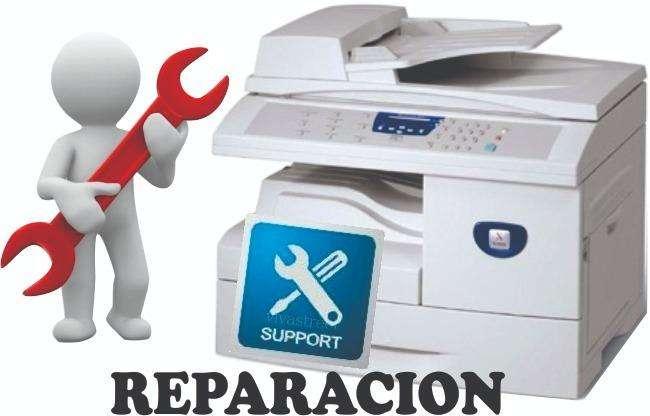 REPARACION/SERVICIO TECNICO DE IMPRESORAS