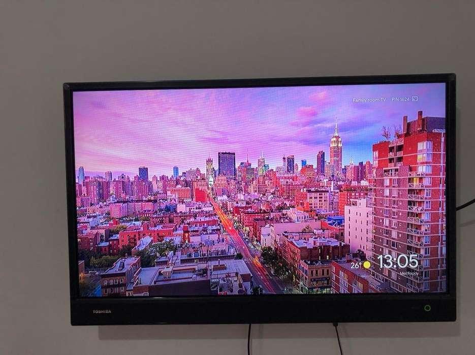<strong>televisor</strong> Toshiba Lcd 32'