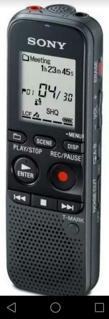 Sony Icd Px333 Grabadora de Voz Digital