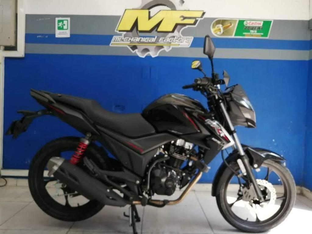 AKT CR4 125 MODELO 2020  GANGA  0KM