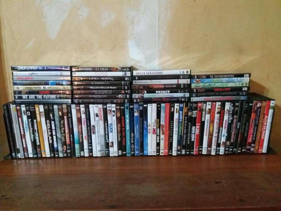 Vendo Dvds Originales