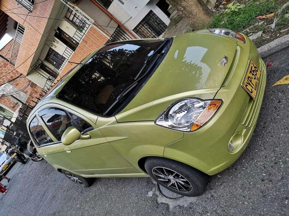 Chevrolet Spark 2008 - 125000 km