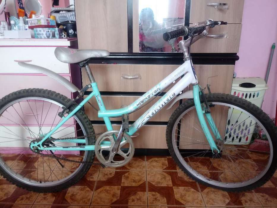 Bicicleta Unisex Seminueva