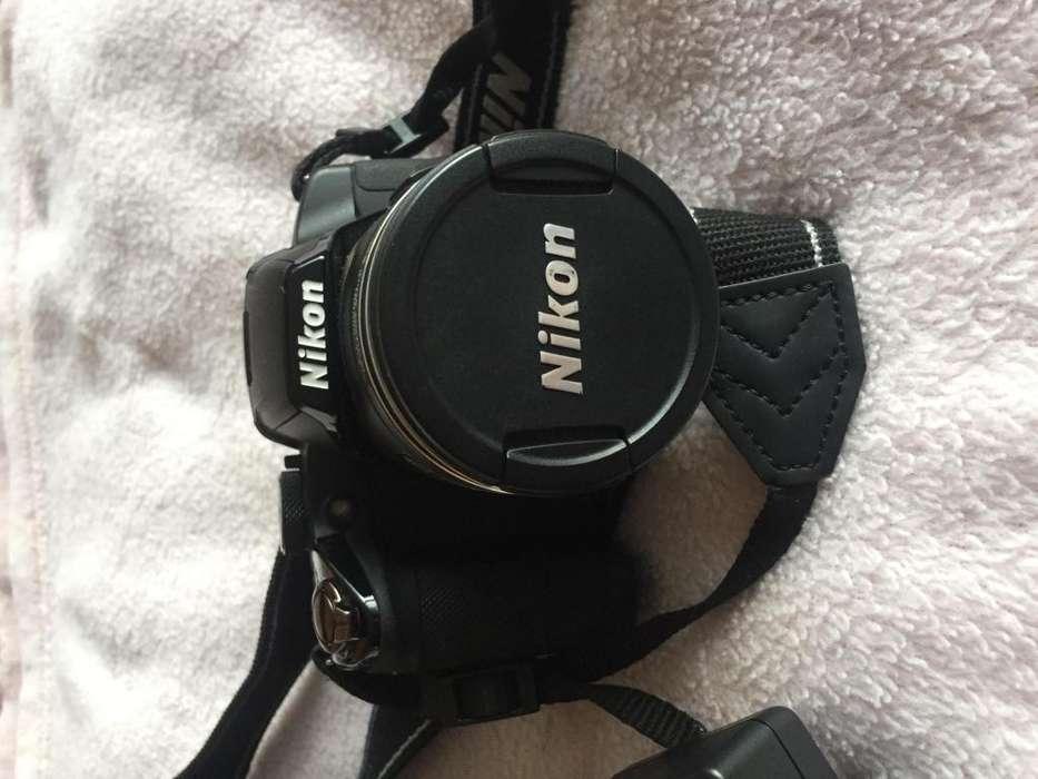 Camara Digital Nikon CoolPix P510