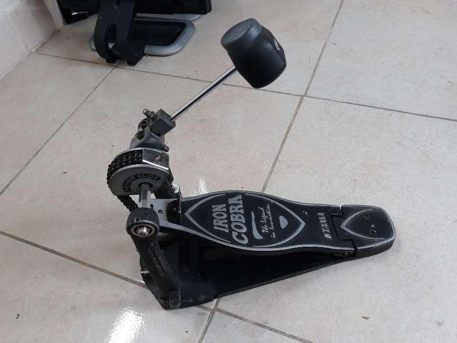 Pedal de Bombo Iron Cobra Tama Mapex