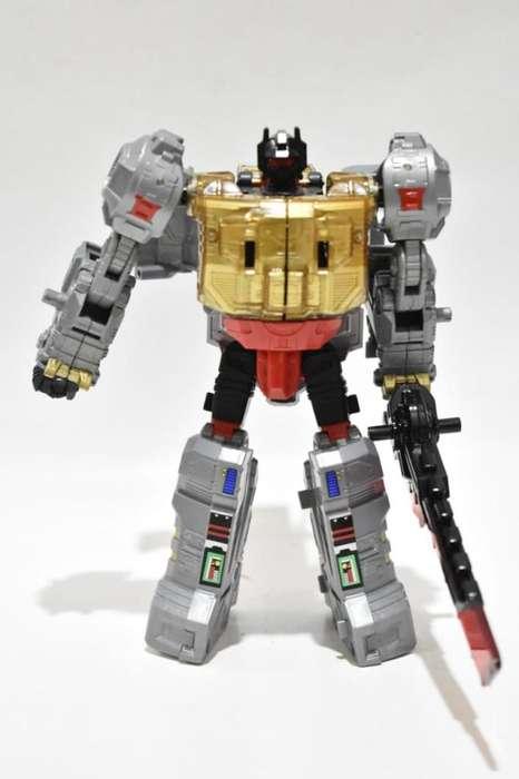 Transformers Dinobot Grimlock Version Ko Power of The Primes