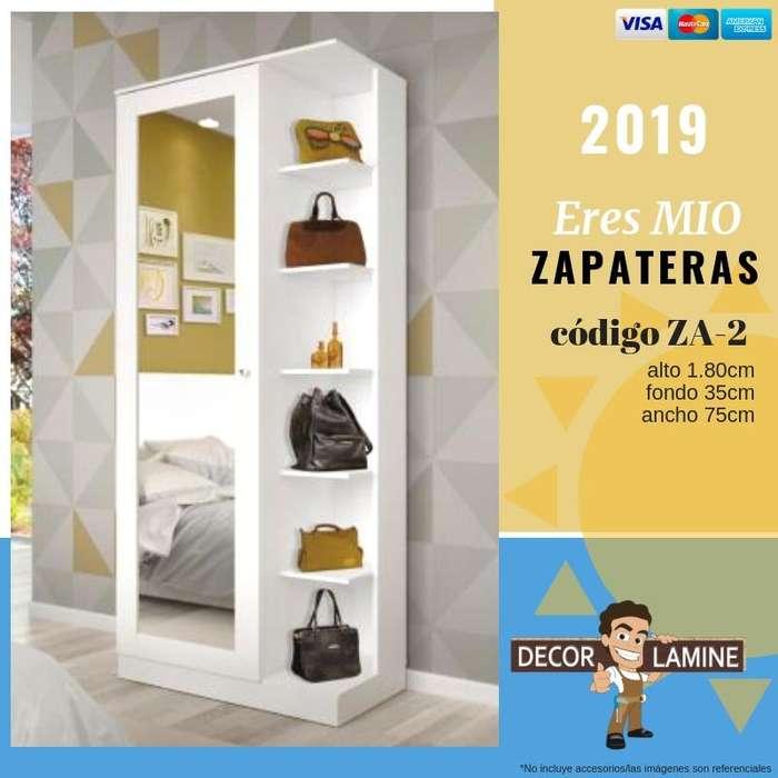 ZAPATERA Y PORTA CARTERAS TIENDA OFICIAL OLX