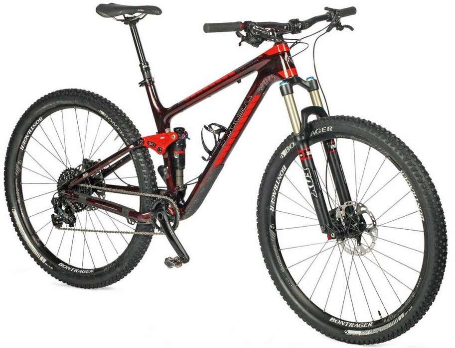 <strong>bicicleta</strong> Carbono Trek Fuel Ex 9.8 Rin29 Negociable