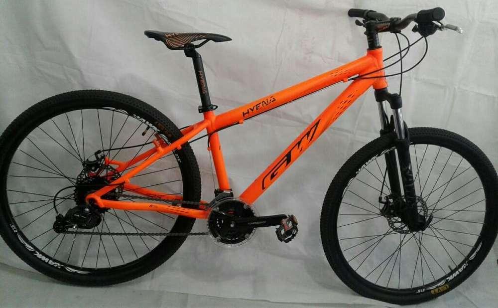 Bicicleta Gw Aro 27