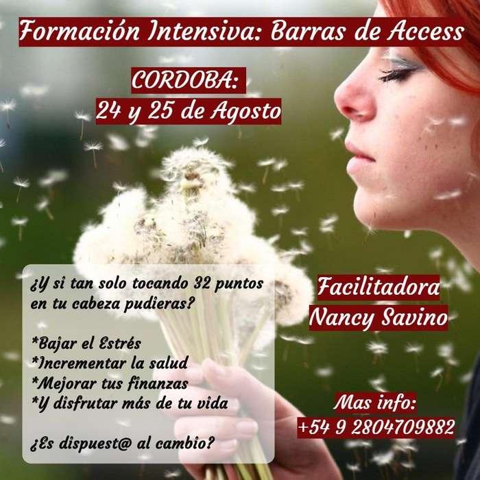 Formación intensiva e internacional: Clase DE BARRAS DE ACCESS