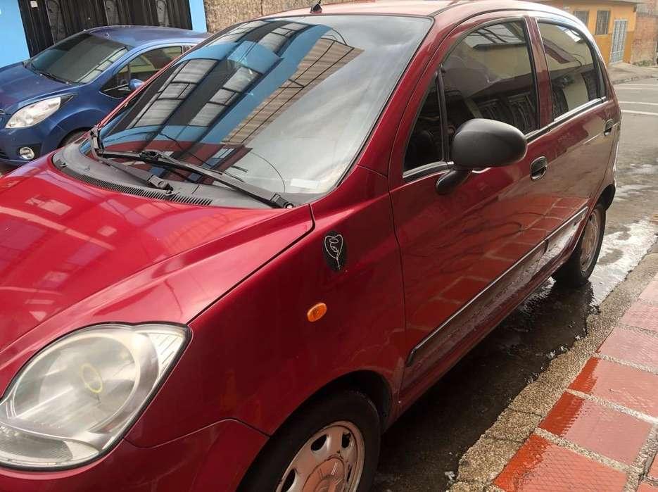 Chevrolet Spark 2012 - 105000 km