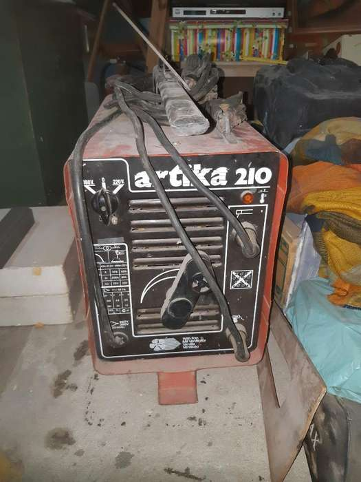 Soldadora Electrica Mono,bifacica