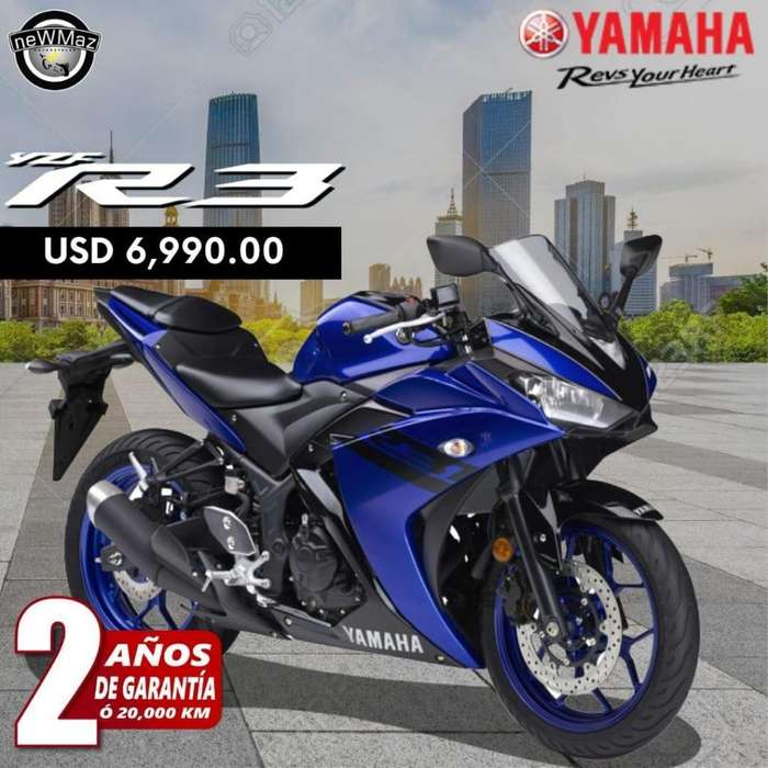 <strong>yamaha</strong> YZF R3 2019 -