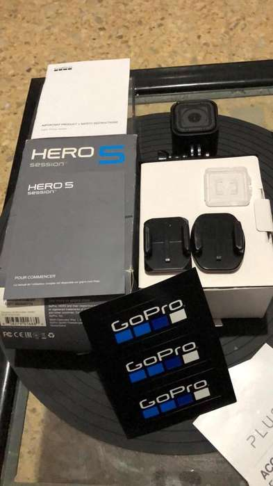 Camara Go Pro Hero Session 5