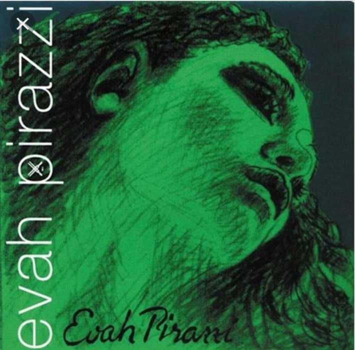 Evah Pirazzi Violin Juego de Cuerdas