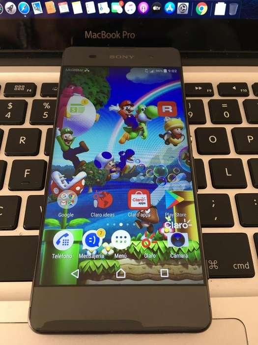 Celular Sony Xperia Xa micro de 16 gb