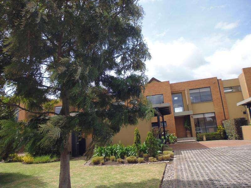 Casa Condominio En Arriendo En Chia Hacienda Fontanar Cod. ABKIA-174