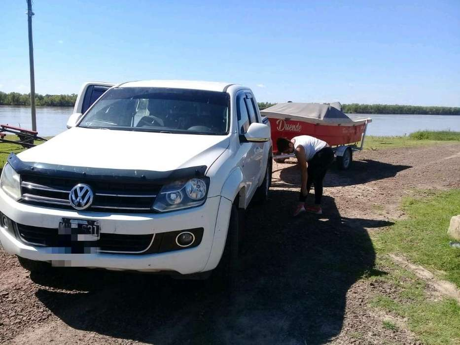 Volkswagen Amarok 2013 - 190000 km