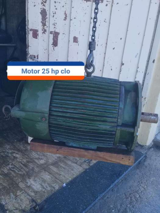 Motores 25 Hp